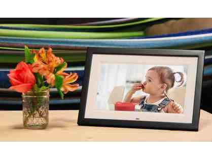 Skylight is a touch-screen photo frame you can update by email from anywhere.