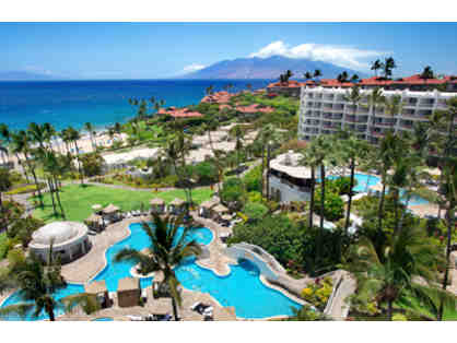 4-Night Stay at Fairmont Kea Lani Maui with Airfare for 2