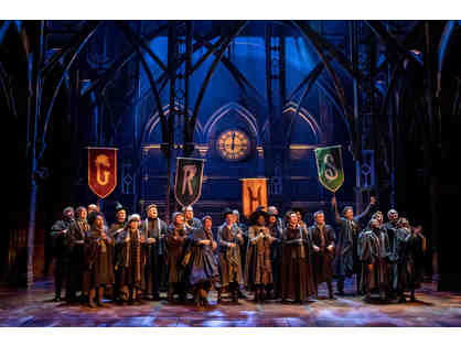 Mesmerizing Magic and Muggles on Broadway