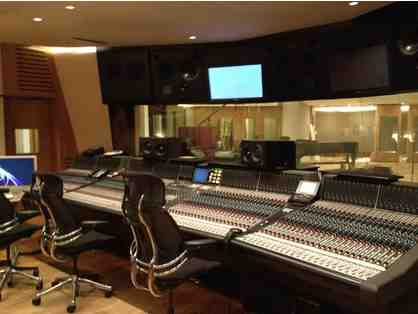 Recording Studio Experience with Professional Producer