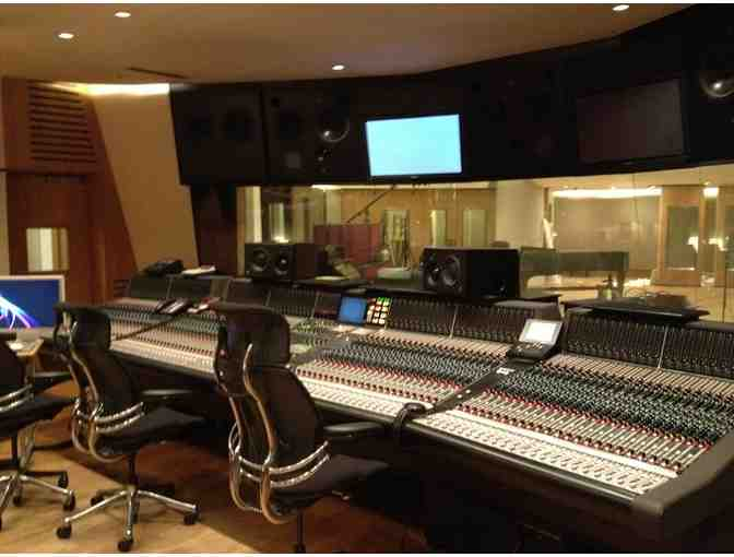 Recording Studio Experience with Professional Producer - Photo 1