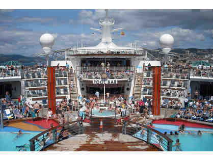The Caribbean's Rhythms at Sea Caribbean