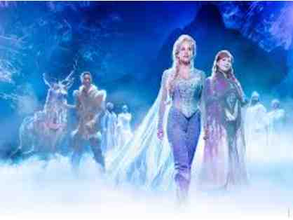 DISNEY'S FROZEN ON BROADWAY
