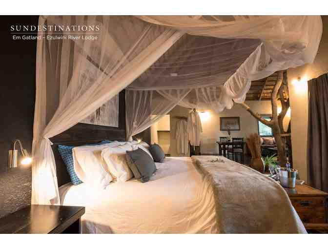 6 Night All-Inclusive South Africa EZULWINI Photo Safari Package for 2 Guests - Photo 1
