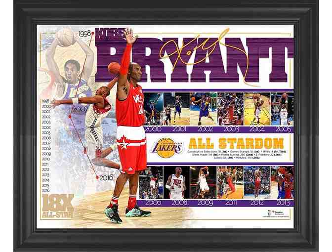 Kobe Bryant Fan Package