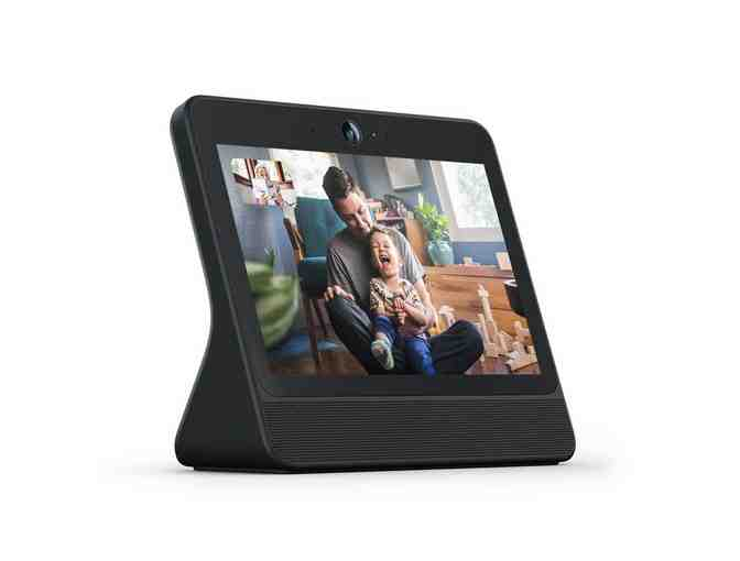 Portal from Facebook. Smart, Hands-Free Video Calling with Alexa Built-in - Photo 1