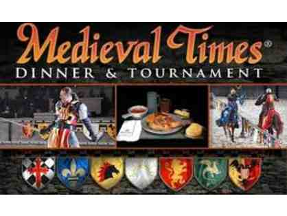 Ticket to Medieval Times Dinner & Tournament