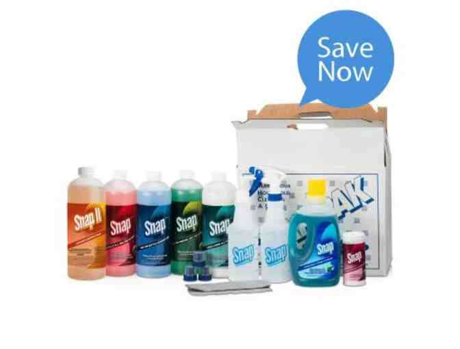 The Snap Pak Solution to All Household Cleaning Needs - Photo 1