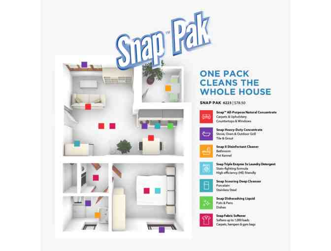The Snap Pak Solution to All Household Cleaning Needs - Photo 2