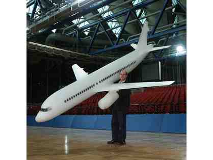 Large Inflatable Airplane