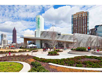 2-Night Stay in Atlanta (Georgia) with VIP World of Coca-Cola Tour for 2