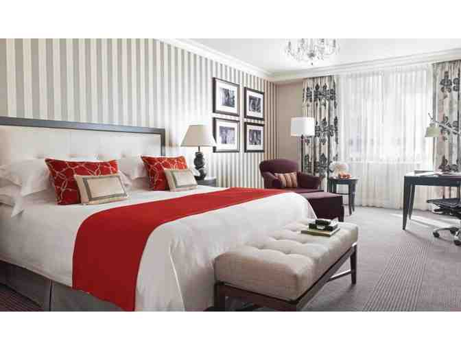 5-Night Experience at The Savoy London & Le Royal Monceau Paris Luxury Hotels for 2 - Photo 6