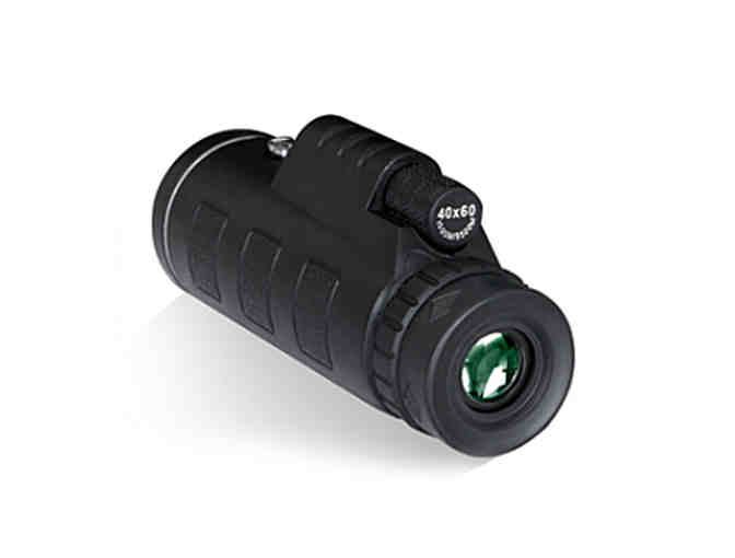 Zoomable 60X Monocular with Smart Phone Attachment - Photo 2