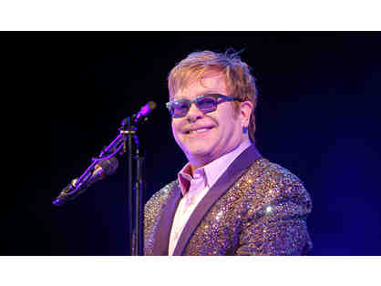 Premium Lounge Tickets to Elton John's Farewell Yellow Brick Road Concert at Madison Squar