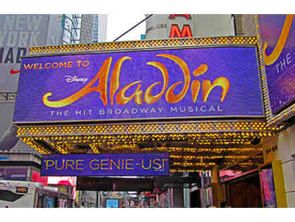Private Meet and Greet with Cast Members for a Pre-Show Dinner, Broadway Tickets for 4