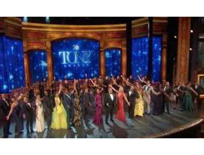 2020 Tony Awards in New York Upper Mezzanine Tickets 3-Night Stay with Airfare for 2 - Photo 2