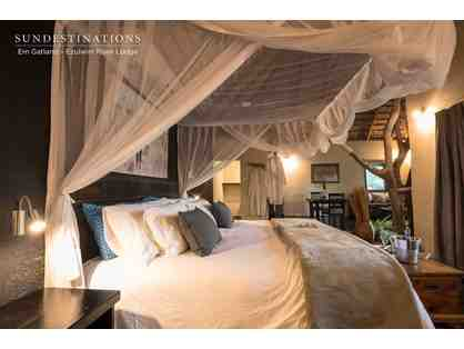 6 Night All-Inclusive South Africa EZULWINI Photo Safari Package for 2 Guests