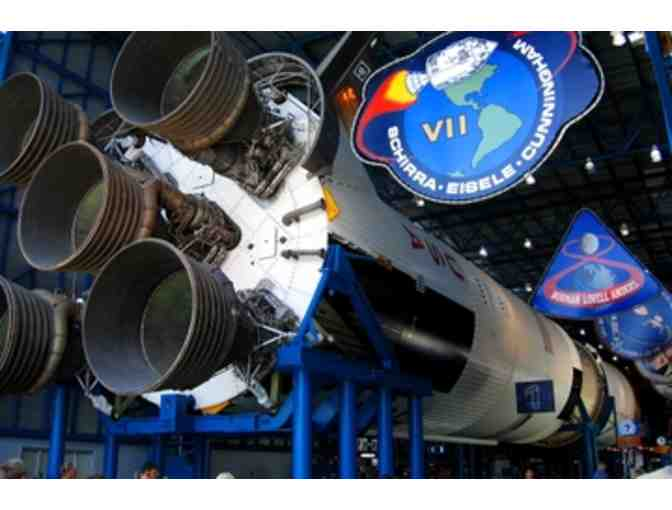 Astronaut Training Experience, KSC Up Close Tour, 3-Night Stay with Airfare for 4 - Photo 3