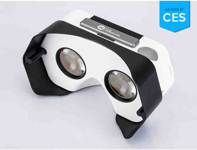 DSCVR Virtual Reality Headset for Smartphones - Photo 1