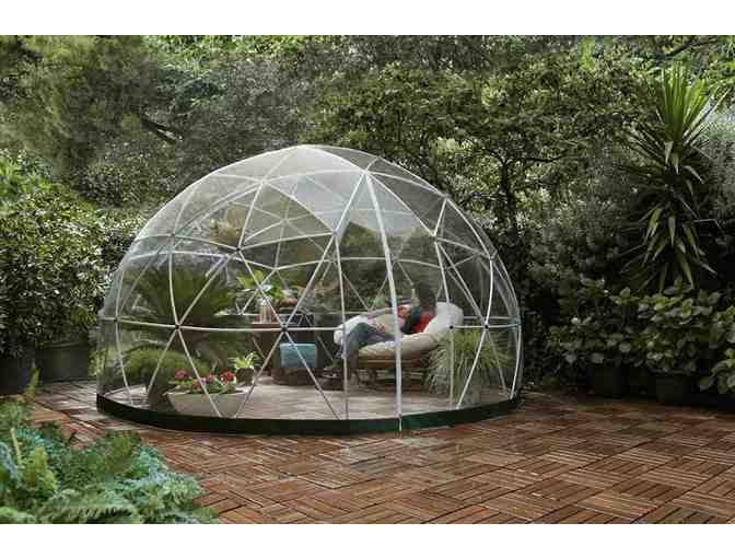 Garden Dome Igloo - 12 Ft Stylish Conservatory, Play Area, Greenhouse or Gazebo - Photo 1