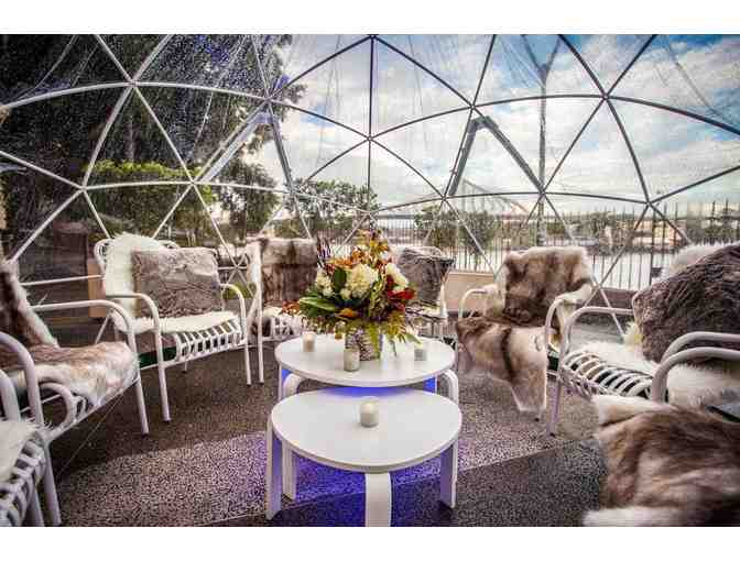 Garden Dome Igloo - 12 Ft Stylish Conservatory, Play Area, Greenhouse or Gazebo - Photo 2