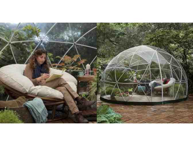 Garden Dome Igloo - 12 Ft Stylish Conservatory, Play Area, Greenhouse or Gazebo - Photo 4