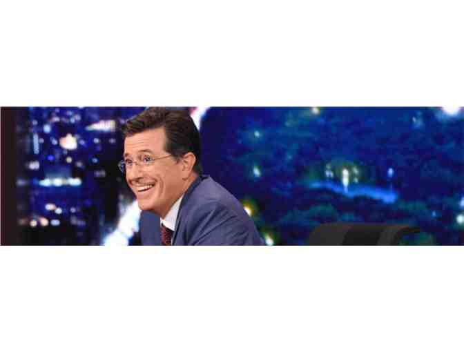 The Late Night Show with Stephen Colbert in NYC with a 3 Night Hotel Accommodations for (2 - Photo 1