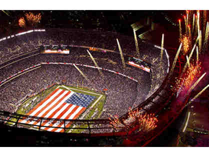 Upper Level Corner Tickets to the 2021 Super Bowl in Tampa, 3-Night Stay with Airfare for