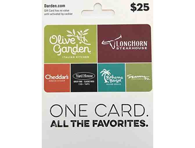Dardens $25 Gift Card - Photo 1