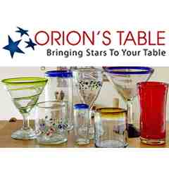 Orion Trading Company and Orion's Table