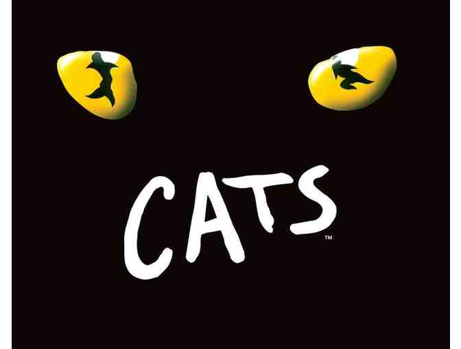 2 Tickets to Cats on Broadway