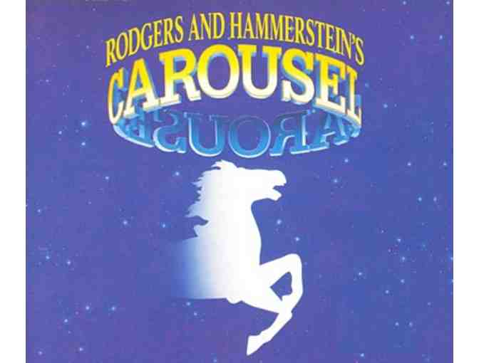 2 Tickets to CAROUSEL on Broadway - Photo 1