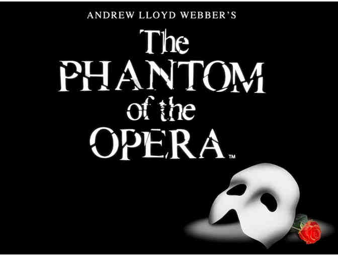 2 Tickets to Phantom of the Opera on Broadway