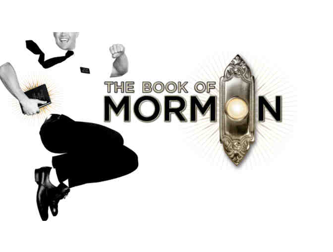 2 Tickets to The Book of Mormon on Broadway - Photo 1