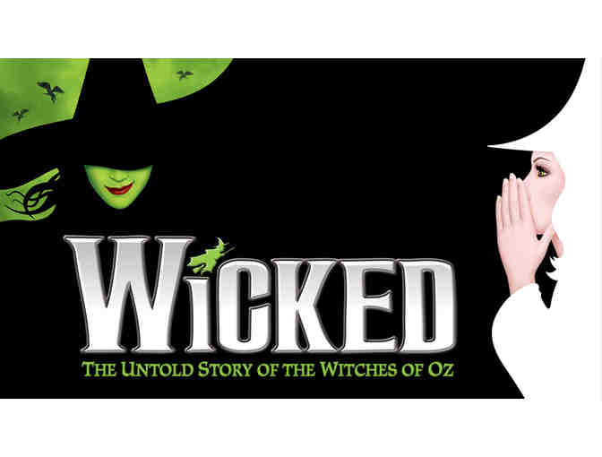 2 Tickets to Wicked on Broadway!