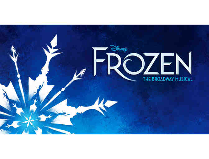 2 Tickets to FROZEN on Broadway - Photo 1