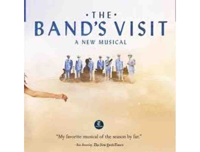 2 Tickets to THE BAND'S VISIT on Broadway - Photo 1