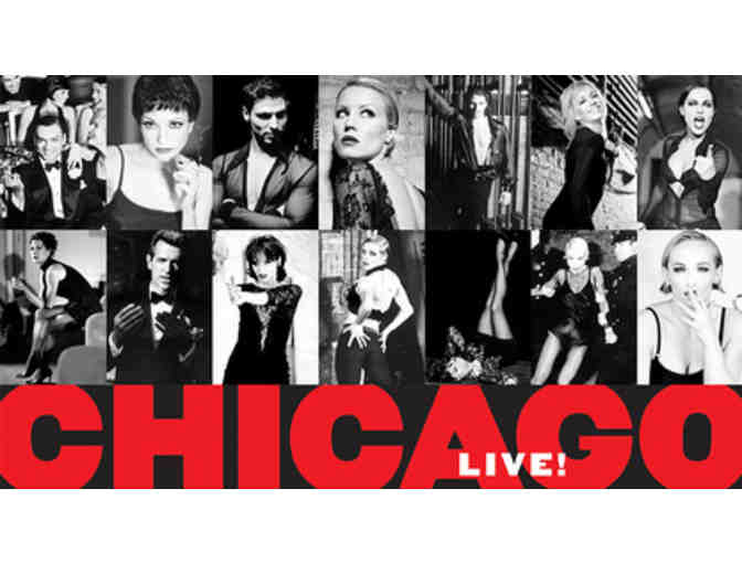 2 Tickets to Chicago on Broadway - Photo 1