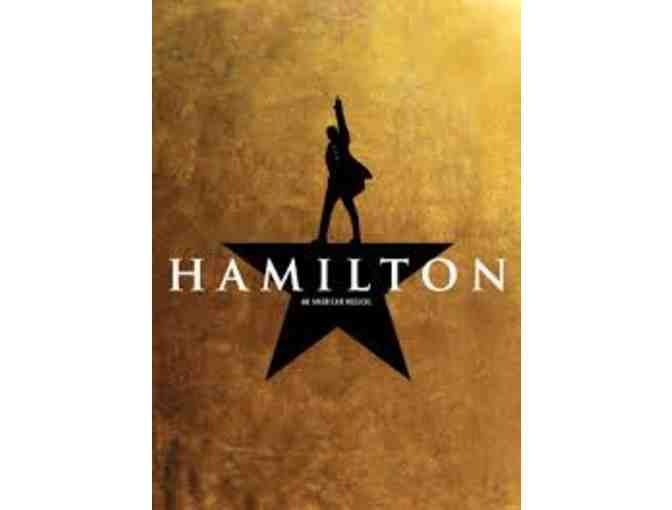 2 Tickets to Hamilton on Broadway - Photo 1
