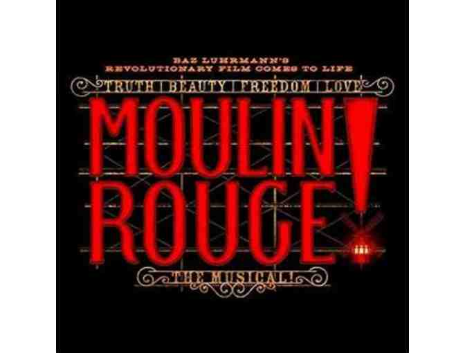 BEST OF BROADWAY: Two Tickets to MOULIN ROUGE - Photo 1