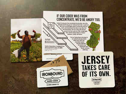 Ironbound Farms - $75 Gift Certificate