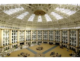 One night stay for 2 at West Baden Springs Hotel, French Lick, IN