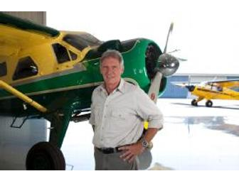 Harrison Ford 'Experience' - Lunch and a Flight with Harrison Ford
