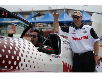 Crew for a day with Whelen Air Show Team Goulian