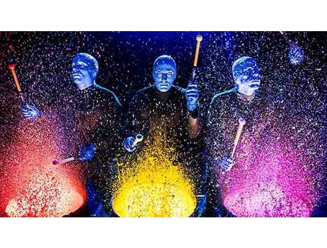 Blue Man Group Performance Tickets (Downtown Boston)