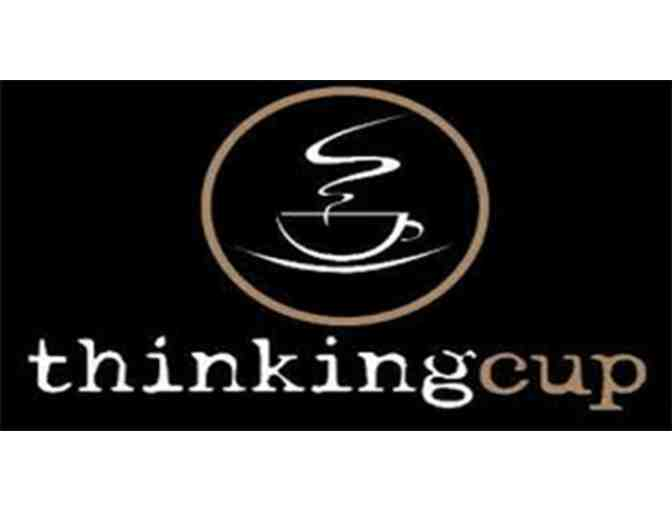 Three-Month Membership at Equinox and Gift Card to Thinking Cup