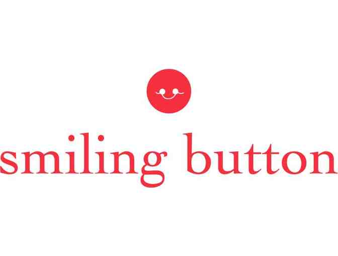 Smiling Button Dress