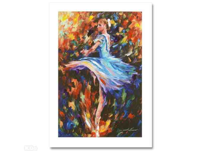'*1 ONLY!  FOUR STAR  COLLECTIBLE! DANCE OF DREAMS BY RENOWNED ARTIST LEONID AFREMOV!'