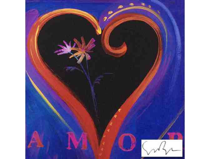 '*1 ONLY!  FOUR STAR COLLECTIBLE!: 'Amor IV' by Simon Bull'