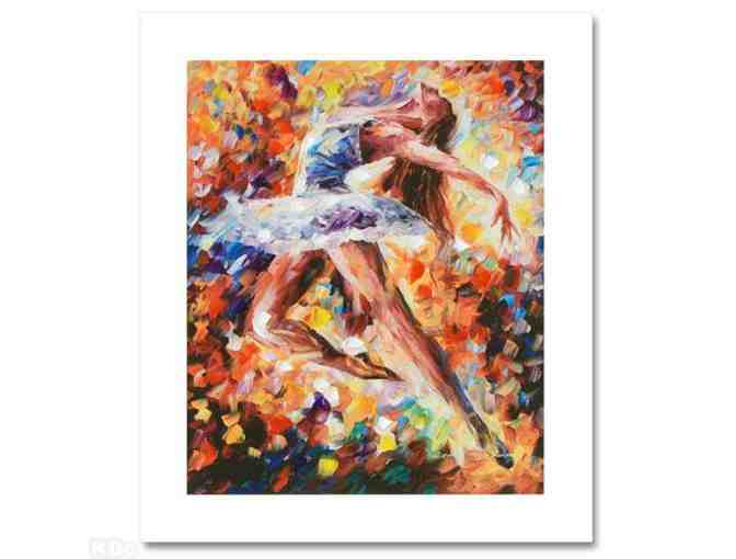 '*1 ONLY!  FIVE STAR COLLECTIBLE:  'Moments of Grace' by Leonid Afremov!!!'